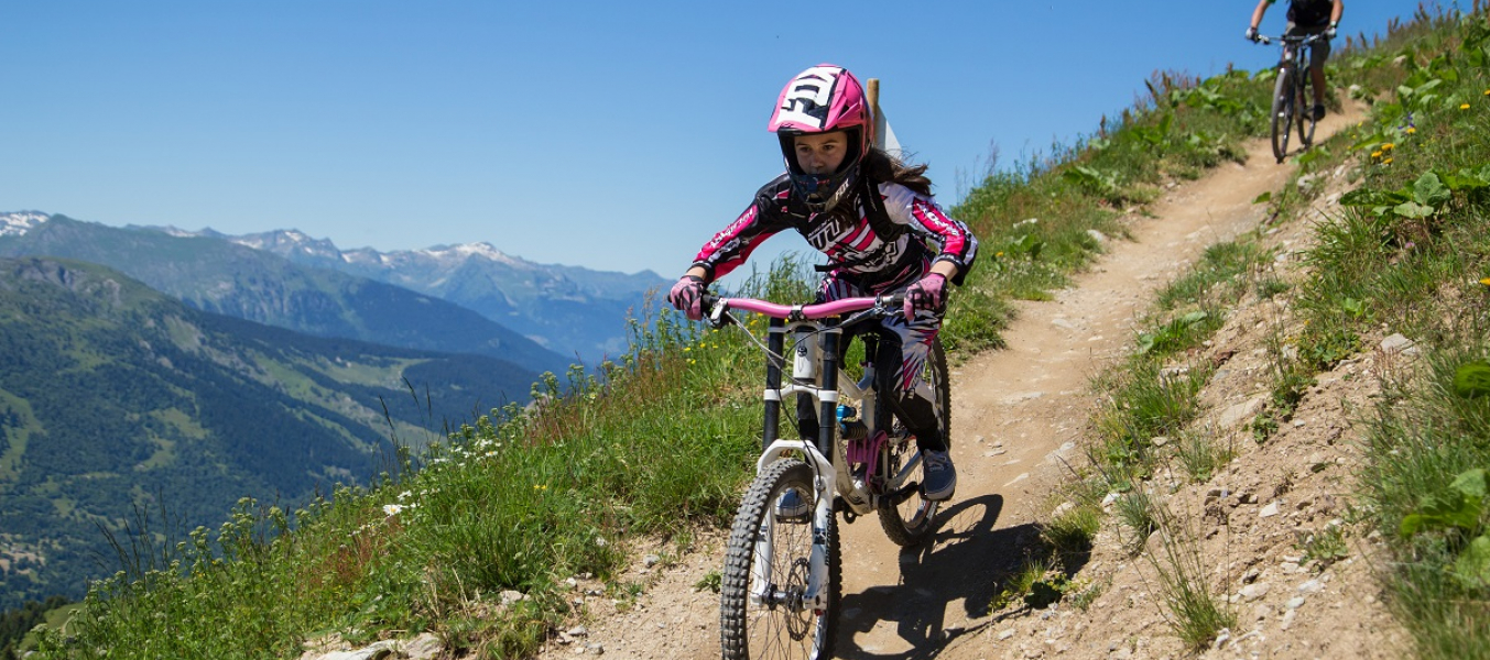 Stage vtt Biker 8-11 ans ' Fast Riding People'