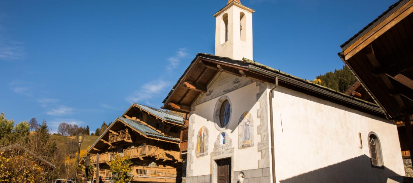 Chapelle Sainte Brigitte