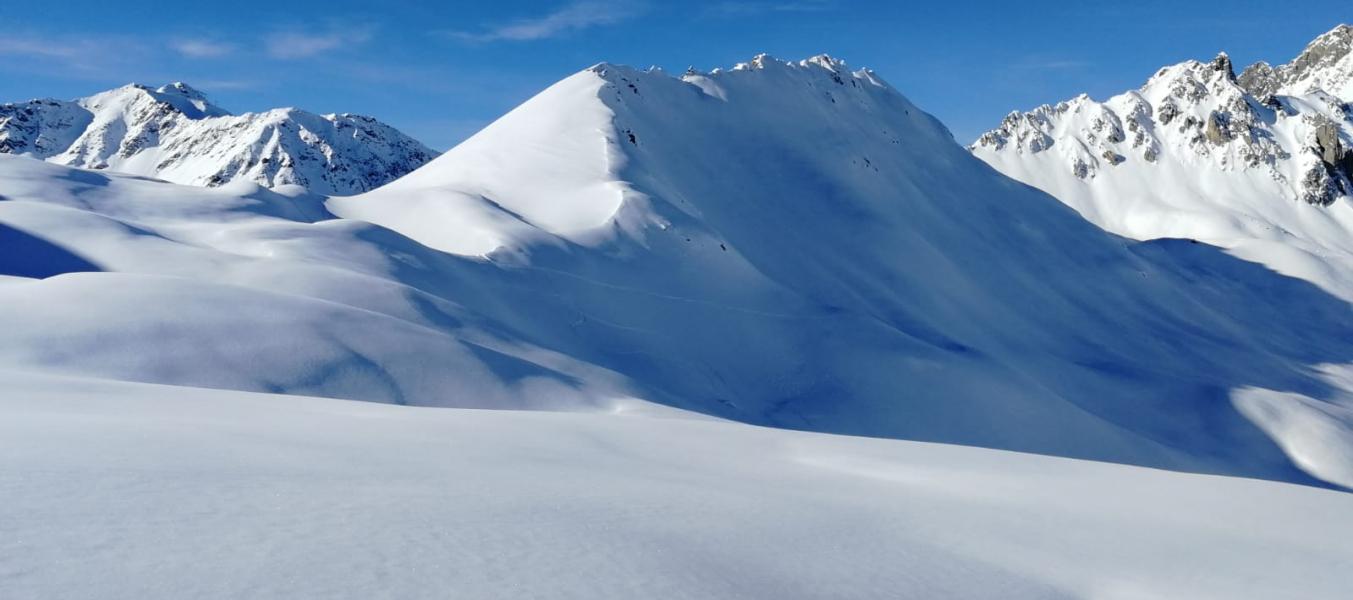 Tour de l'Aiguille du Fruit - Trek-Raquett'Alpine