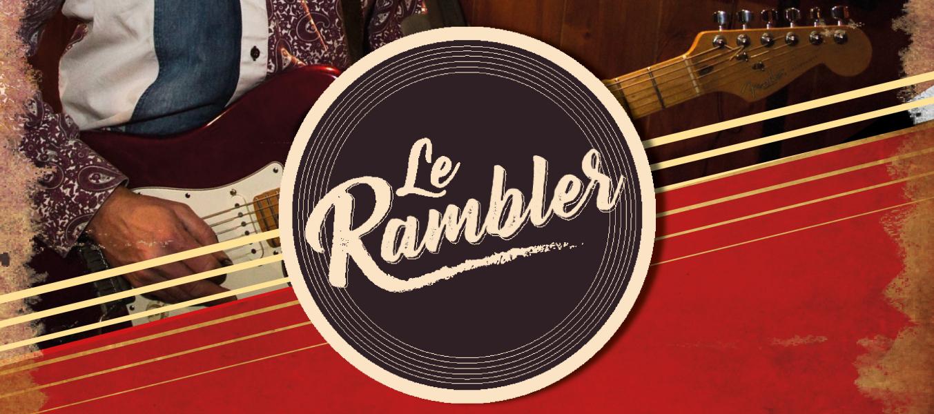 Concert de Mister Martin au Rambler