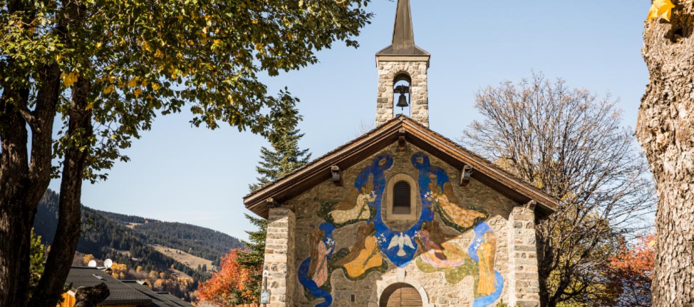 Chapelle de Mussillon Notre Dame des Neiges