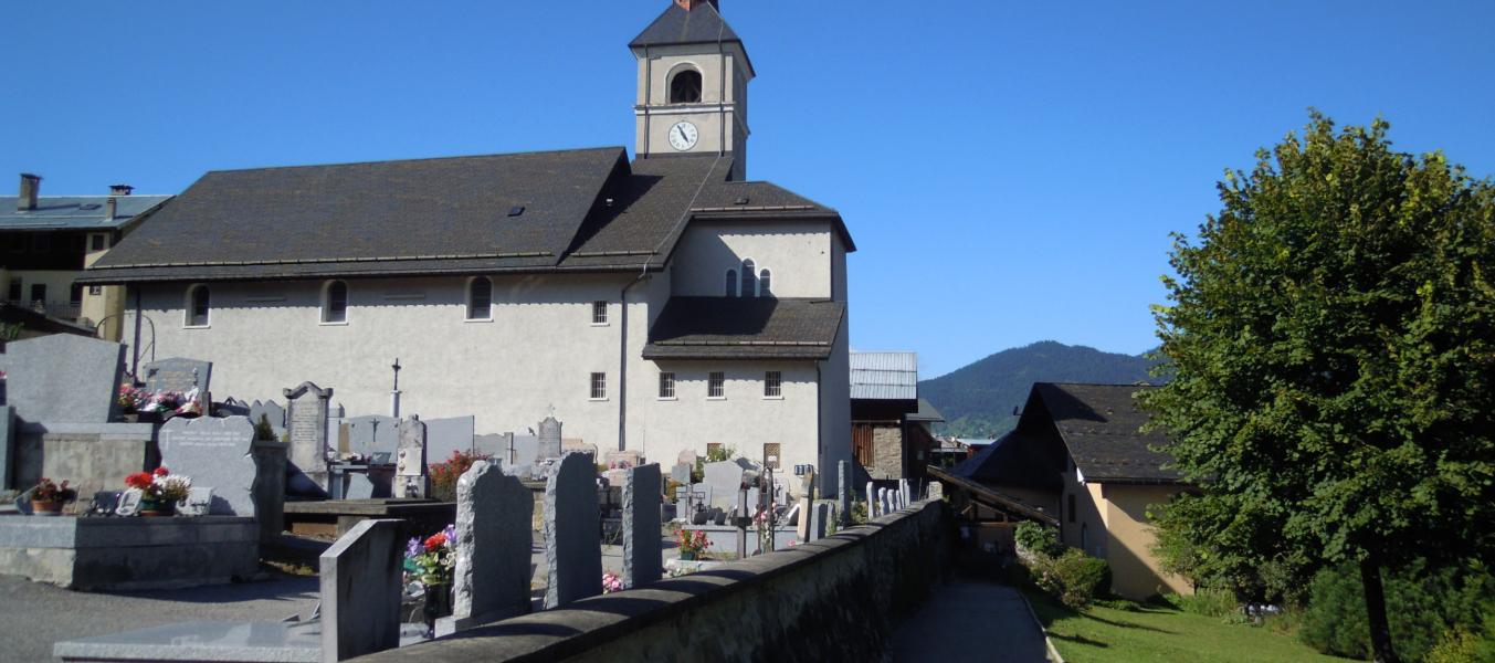 Eglise St Martin aux Allues