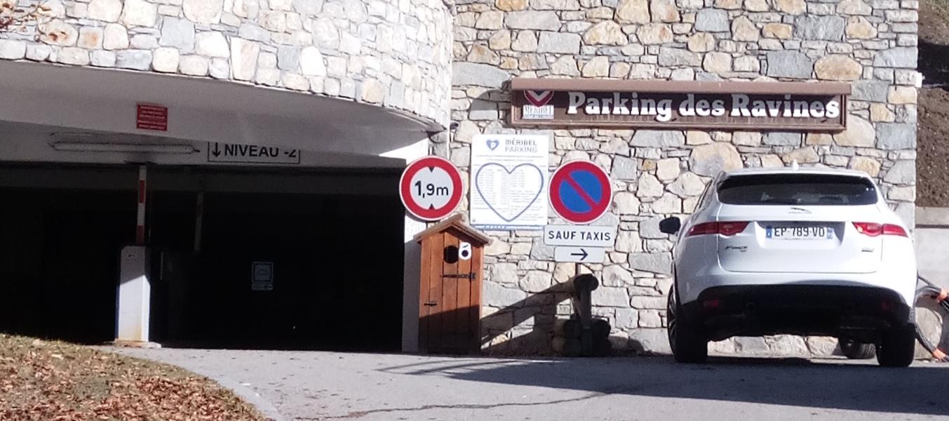 parking Les Ravines