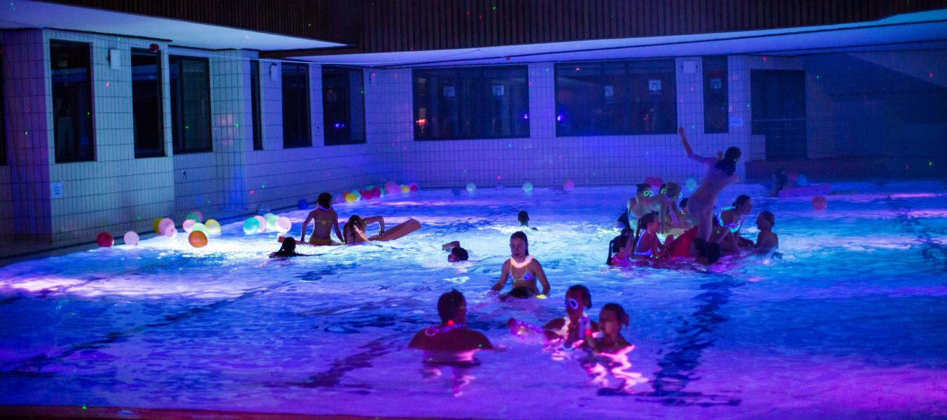 Piscine : Soirée Pool Party !