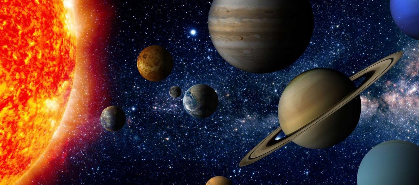 A la découverte des planètes du système solaire