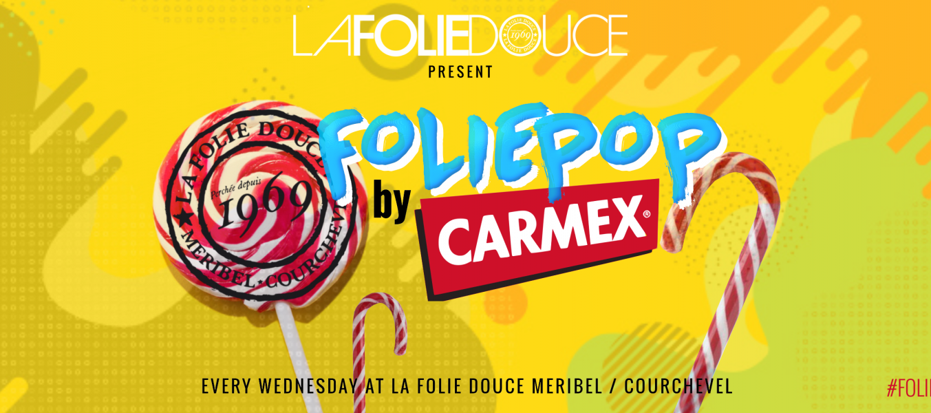 FOLIE POP by Carmex