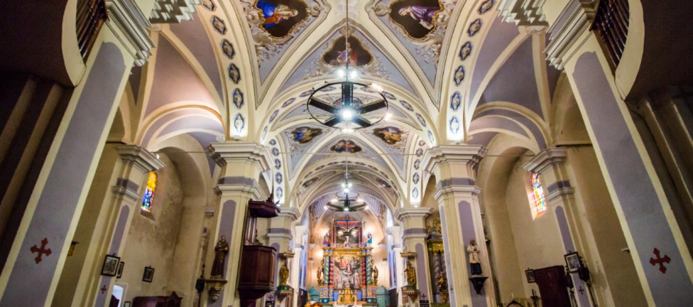 TEST - Eglise des Allues
