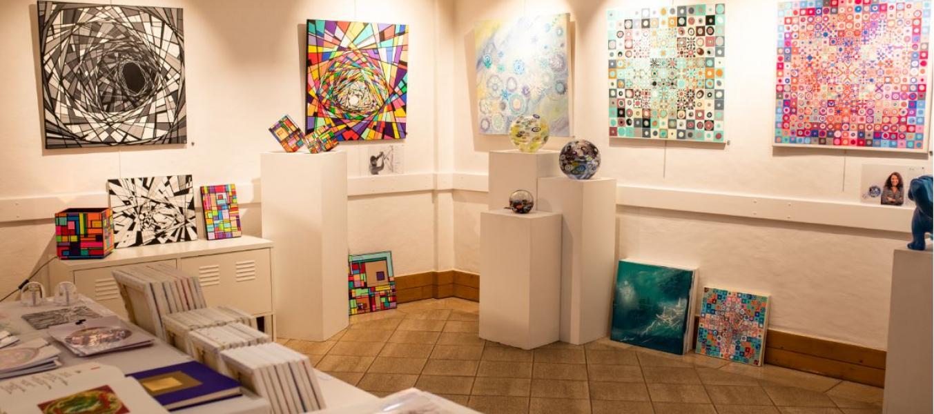 Art Gallery d'en Haut - Galerie & Ateliers d'art