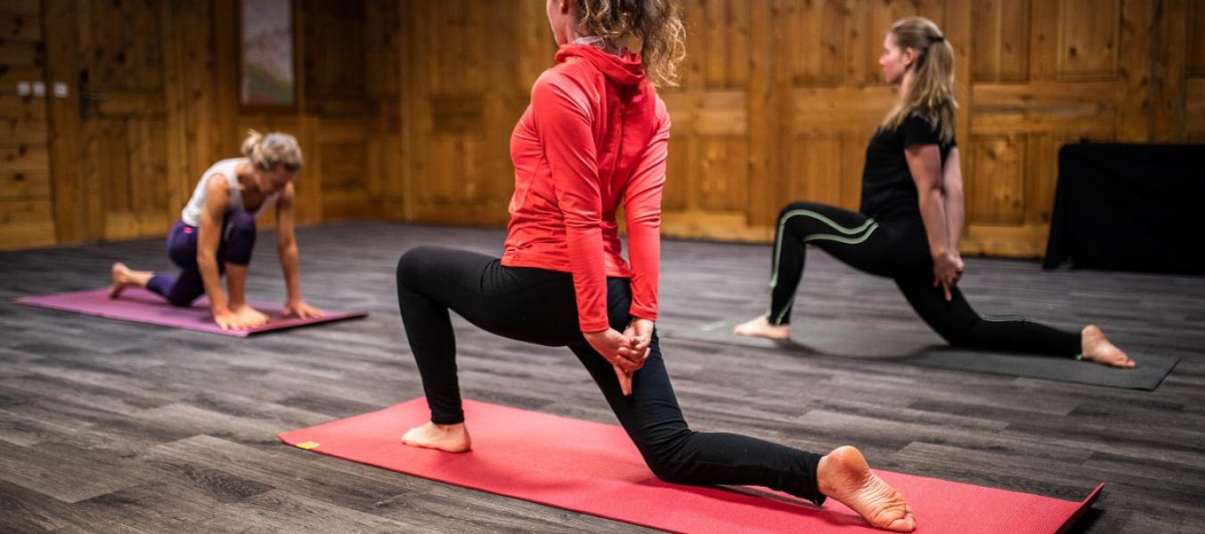 Yoga à l'Eterlou