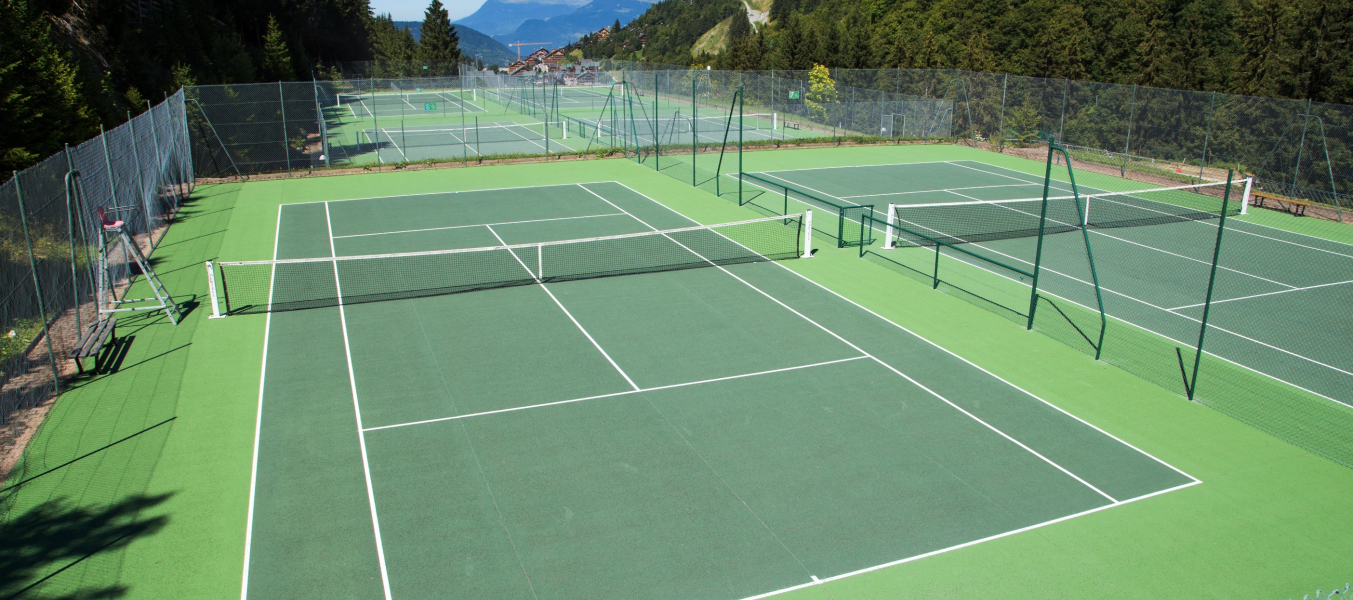 Location terrain de tennis
