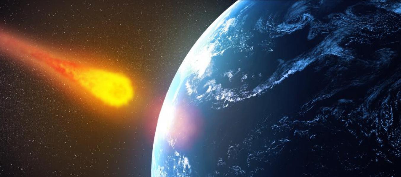 Conférence : La menace des astéroïdes