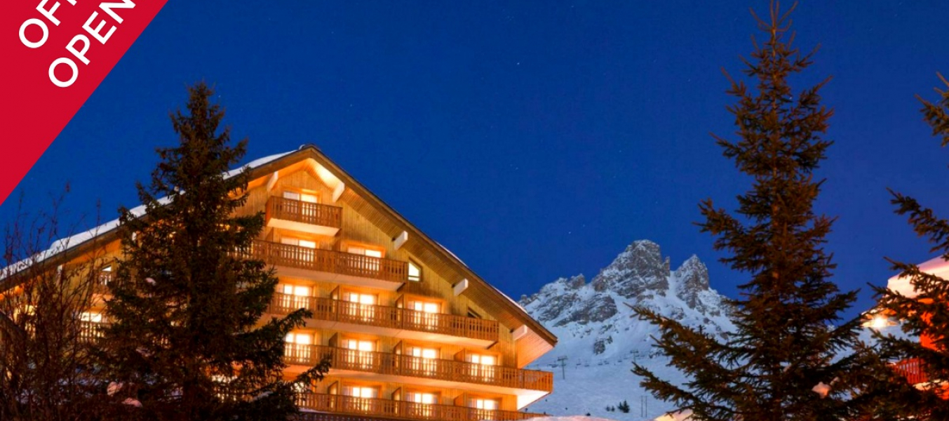 Hotel Allodis offre opening
