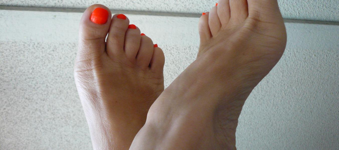 Atelier : Auto-massage des pieds