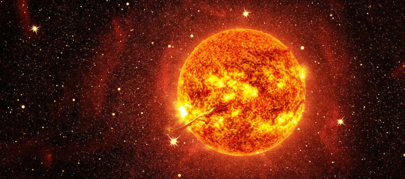 Le Soleil notre étoile !