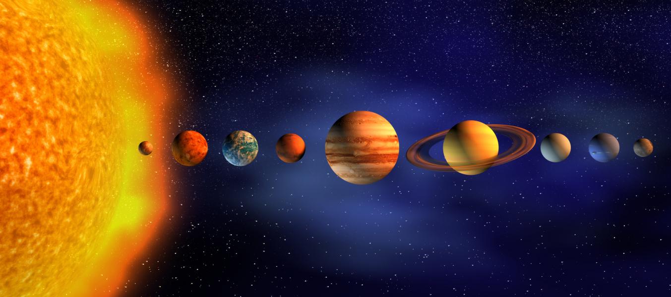 Sentier des Planètes