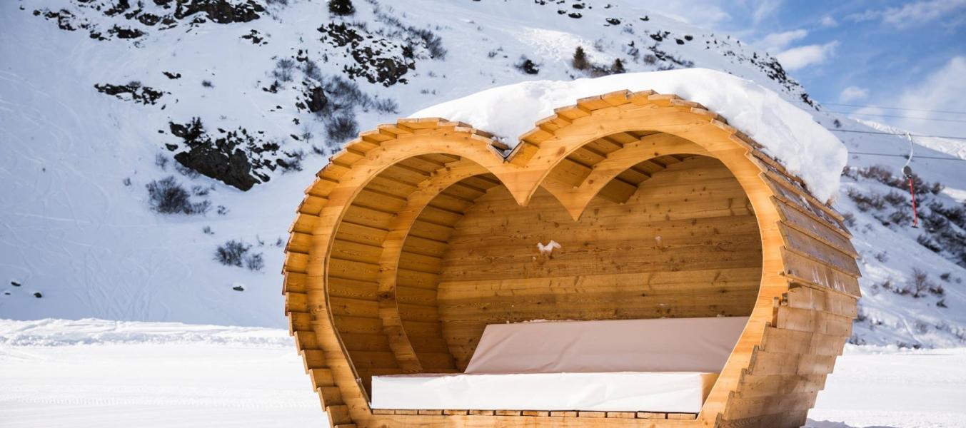Saint Valentin à Méribel