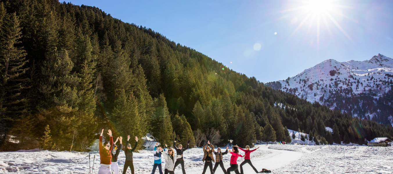 Yoga itinérant : marche ton souffle