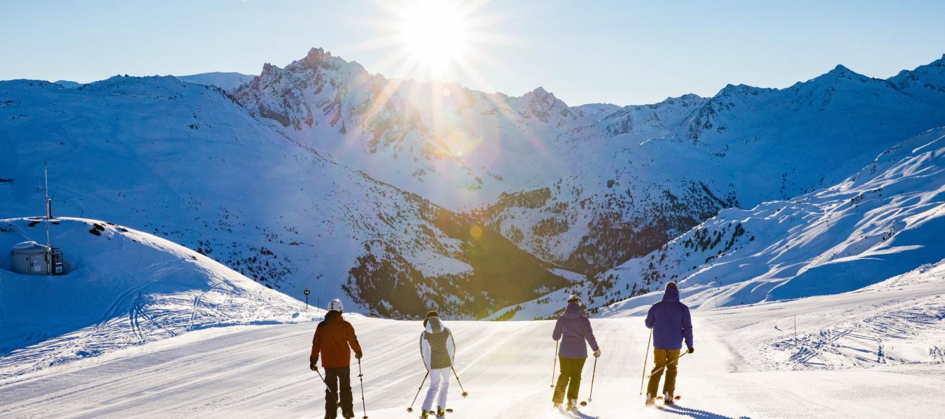 Ski & Spa par l'Hôtel Allodis**** & Spa des Neiges by Clarins (offre Tout Schuss)