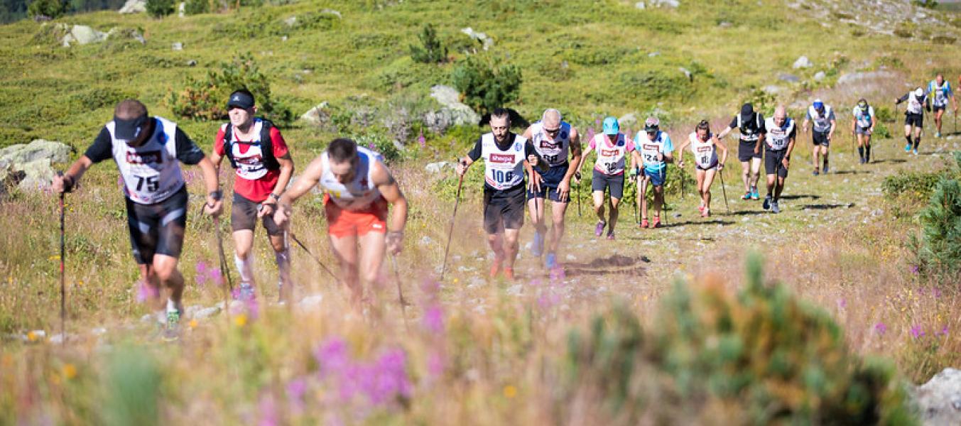 Méribel Trail 2020 KV