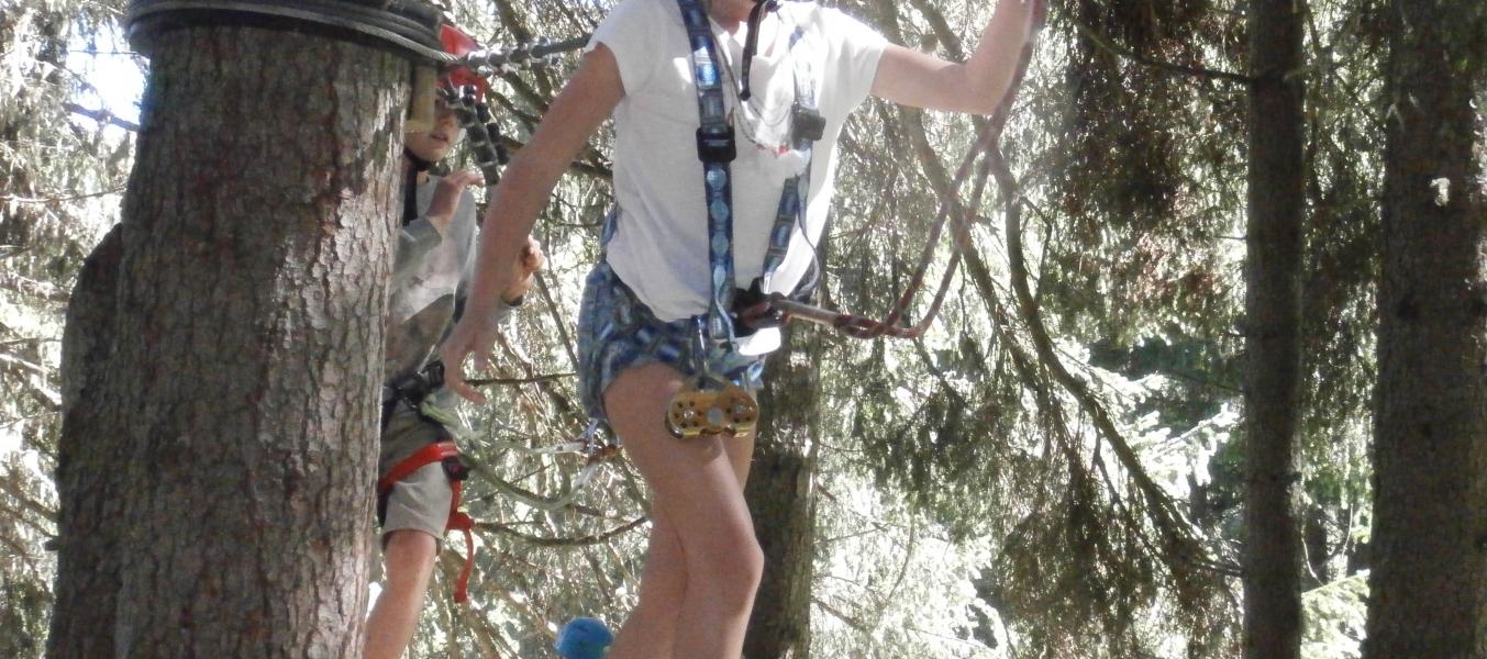 Tir à l'arc et Kids Olympiade