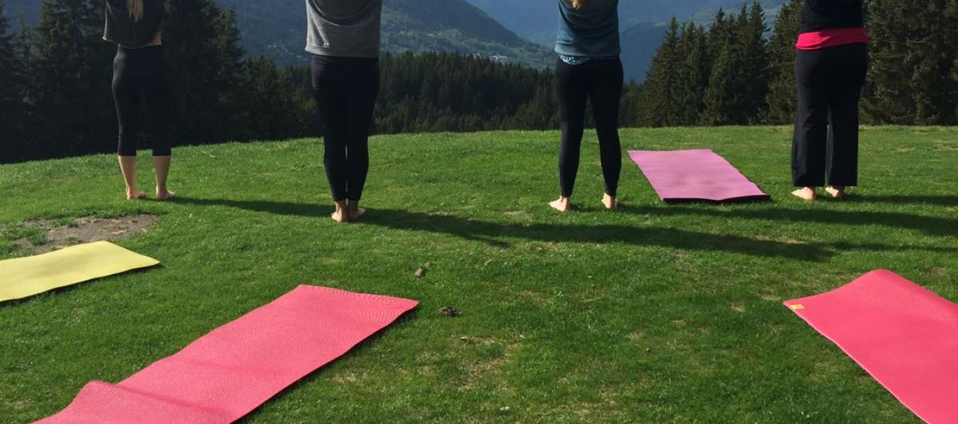 Balade & yoga pour vibrer à l'unisson spécial zen altitude