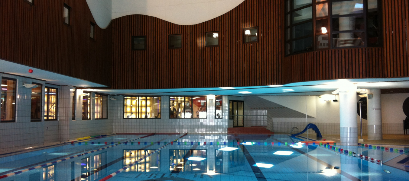 Piscine : Séances Aquapalmes