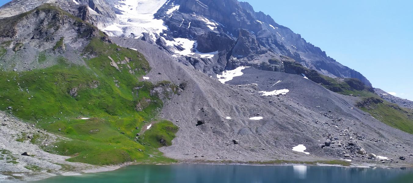 Randonnée 'La Route du Sel et Le Col de la Vanoise'