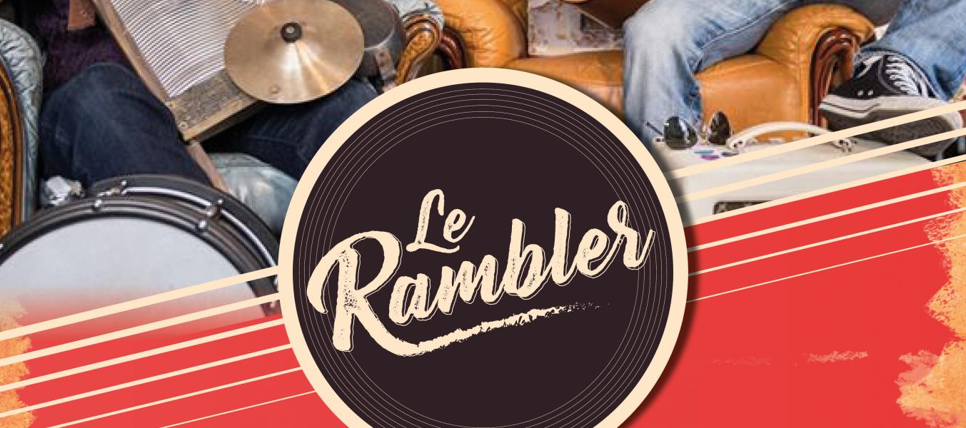 Concert de Midnight Burst au Rambler