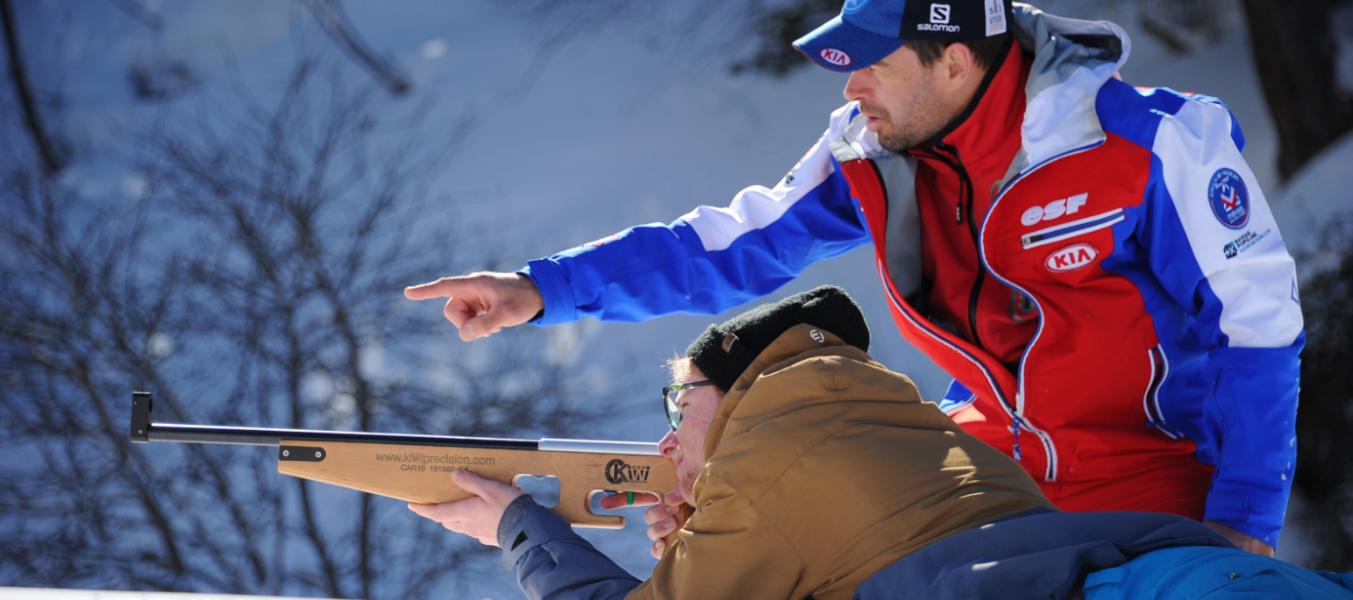 Découvrez le Biathlon