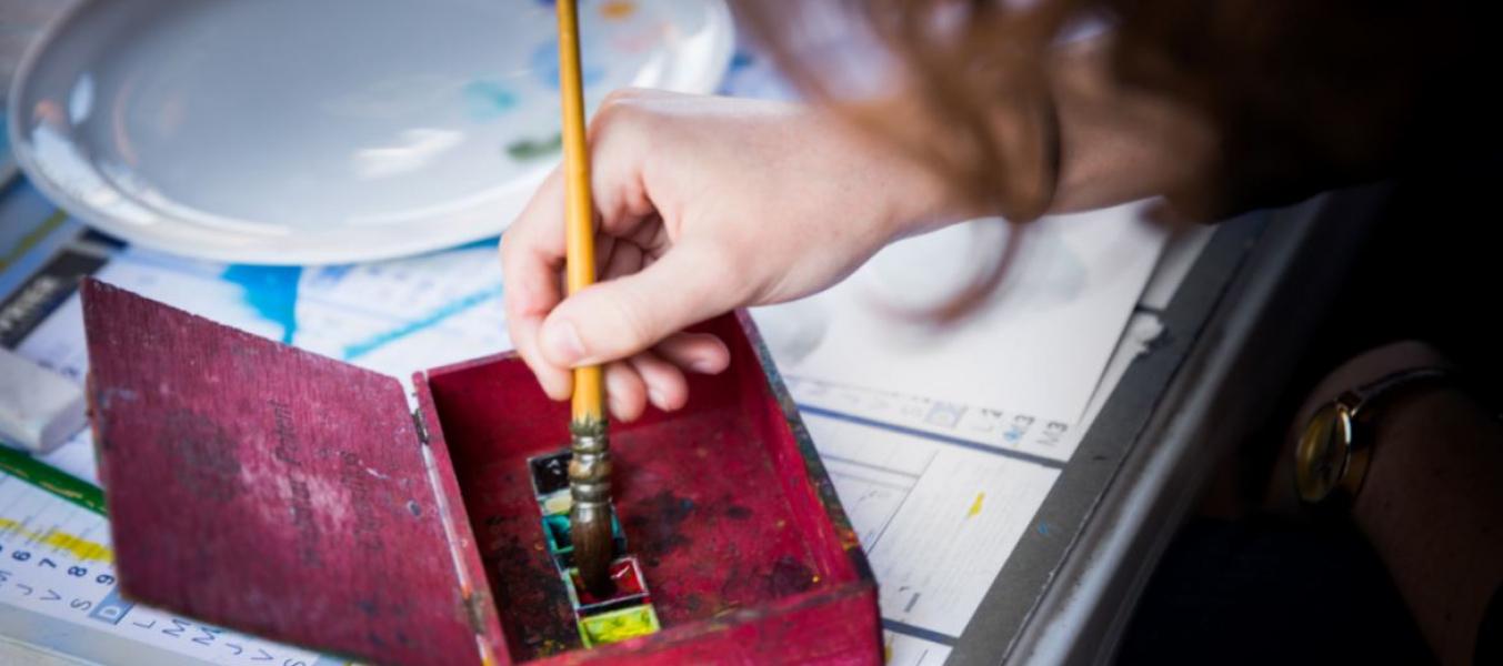 Ateliers d'art du lundi au vendredi