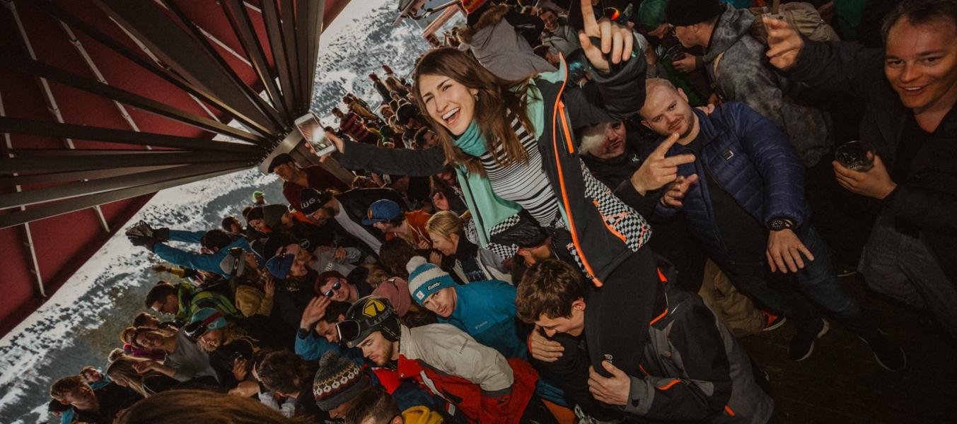 Après-ski Concert Live - The Revolverlites @ The Rond Point