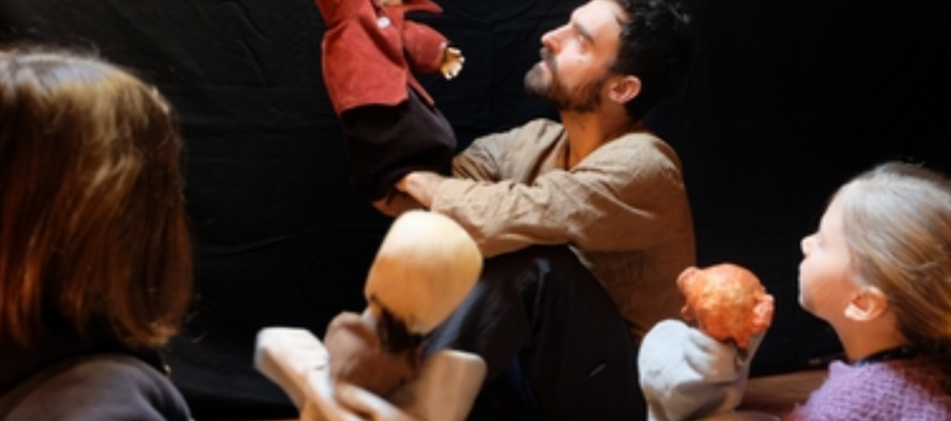 Atelier Fabrication de marionnette