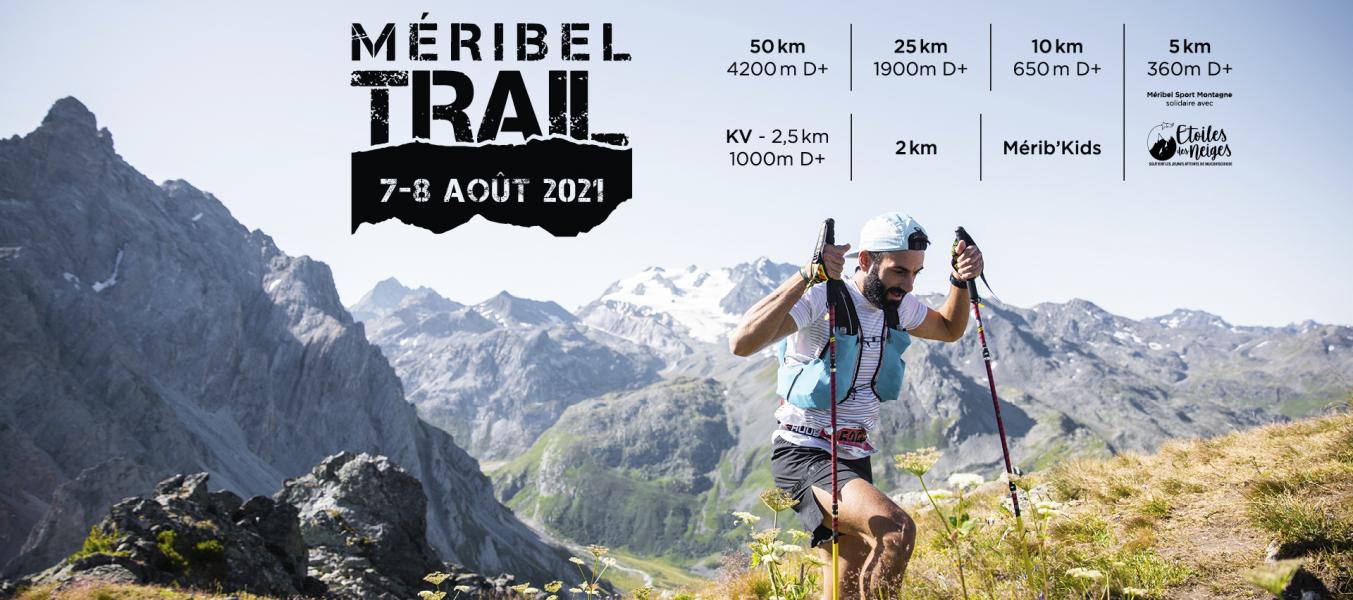 Méribel Trail 2021