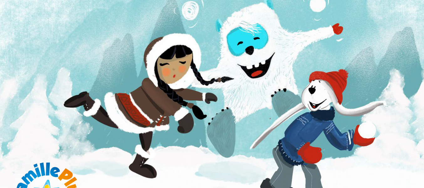 Animation famille 'Kenotte sort de son terrier'