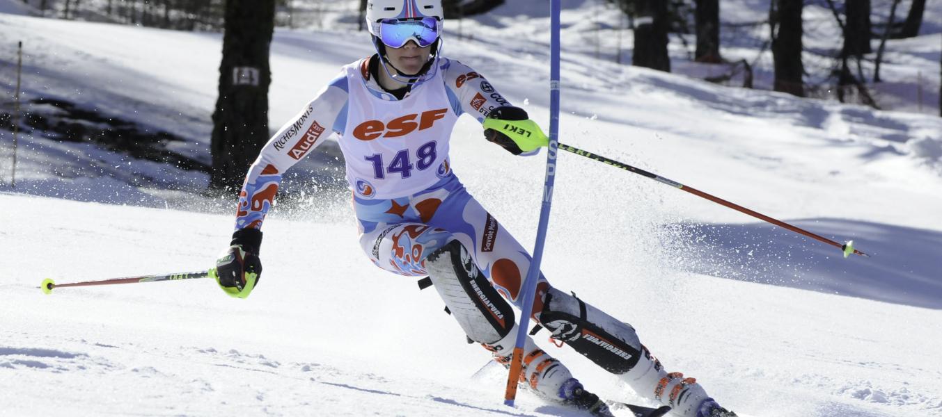 Chamois, Slalom Mottaret