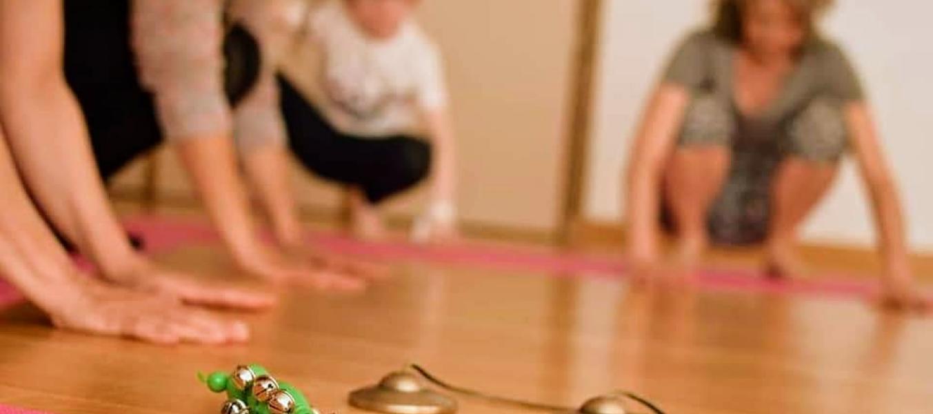 Yoga & Conte: en qui je me déguise !