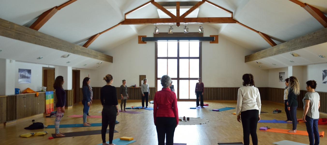 Yoga régénérant