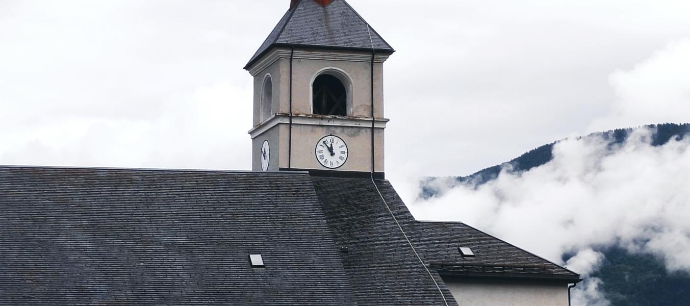 Visite guidée 'Saint-Martin, sentinelle de l'église à travers les époques'