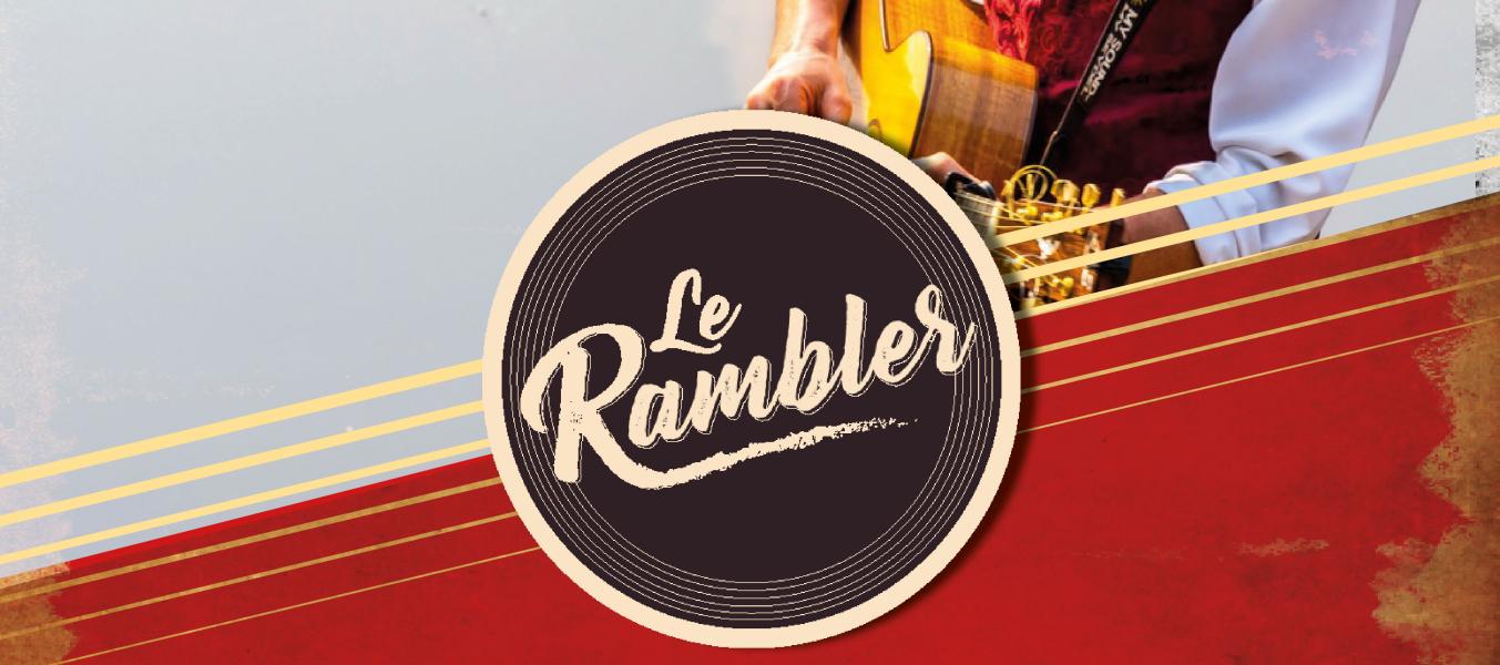 Concert de Barefoot Iano au Rambler