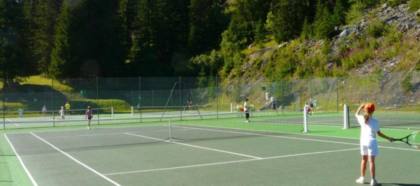 Animations - Tennis Aventure