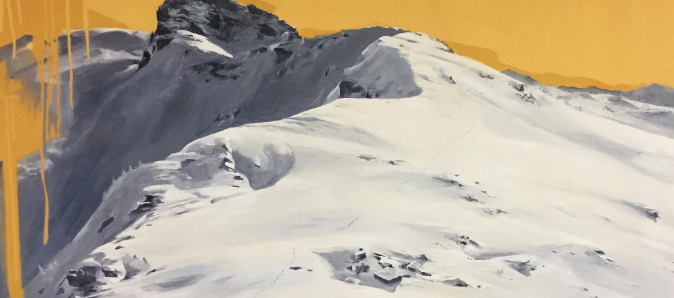 Vernissage de l'exposition – Nick Purdy, Nicole Paliard, Johana Longuet et Nicolas Pilate - Mountain Art