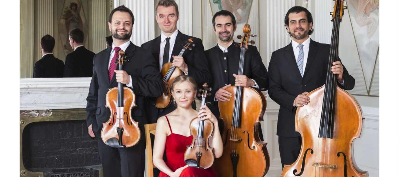 Fêtes Musicales - Ensemble Baroque Christian Mendoze