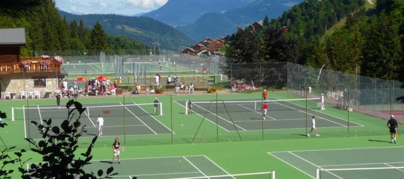 Tennis Méribel - Tennis Aventure