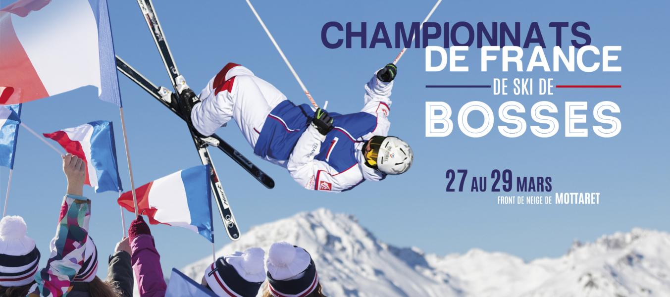 Championnats de France de SKi de bosses Méribel