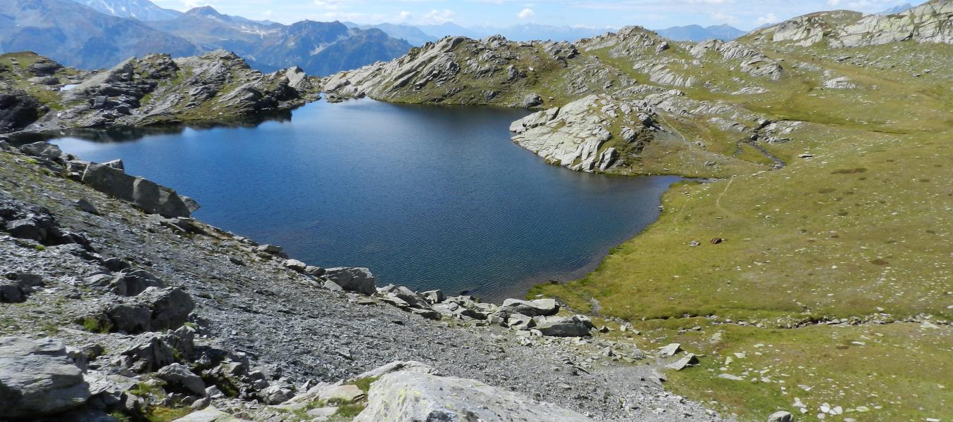 Randonnée 'Les lacs Mont Coua'