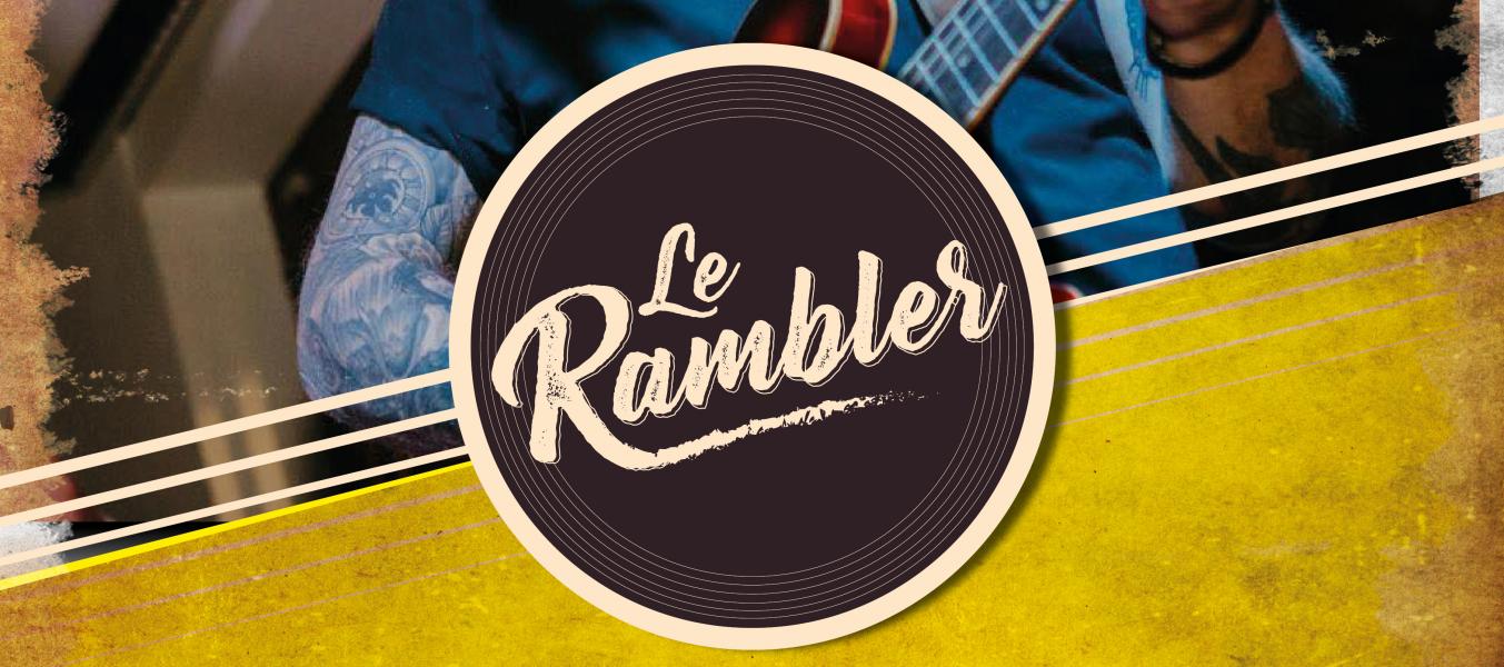 Concert de Ben Vickers au Rambler