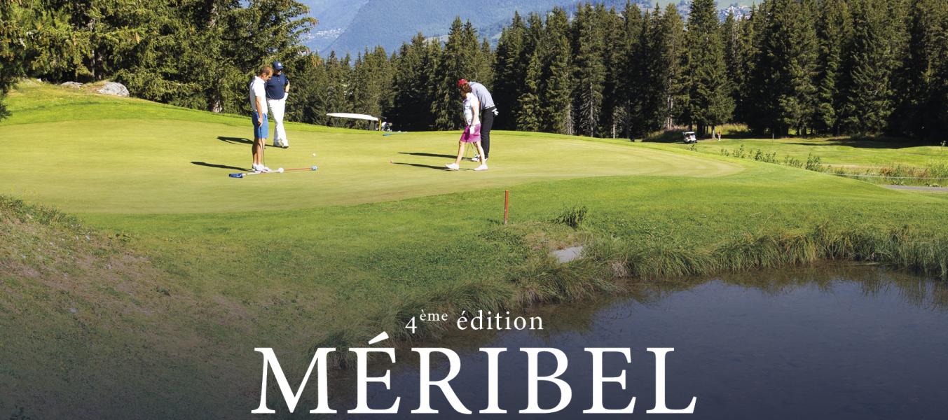 4ème Méribel golf Pro-Am