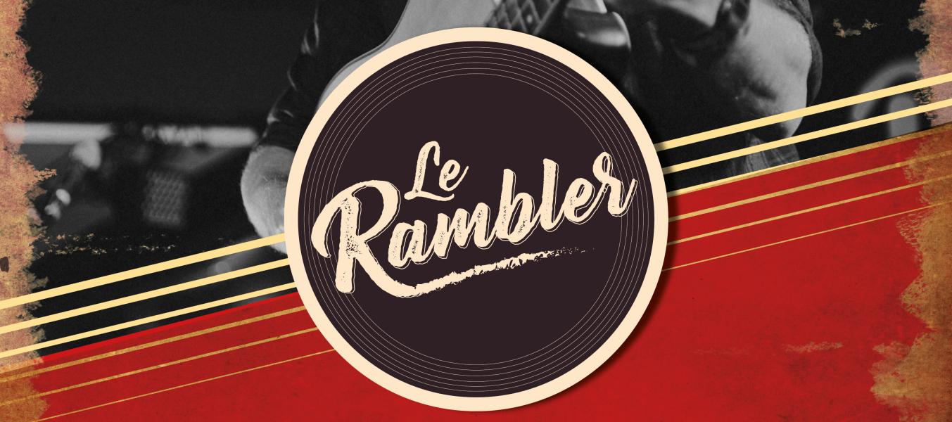 Concert de Jeremy Johnson au Rambler