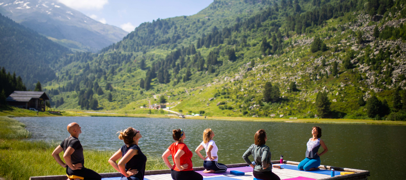 Massage Magali & Yoga Méribel