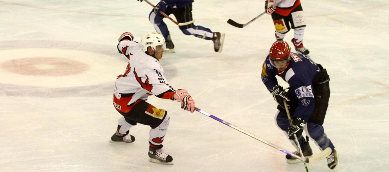 Patinoire  : Soirée Hockey sur glace